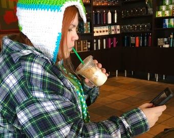 Green Paladin Hat