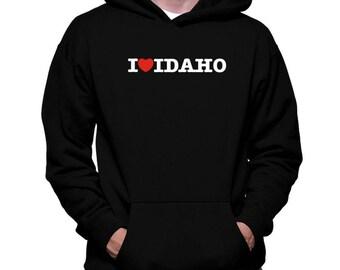 I Love Idaho Hoodie