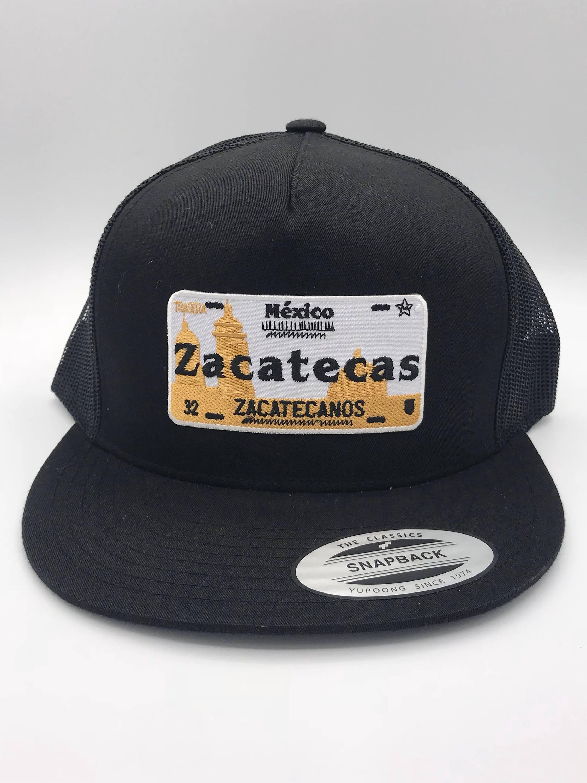 Mexikanische Nummernschild Snapback Cap Mütze Jalisco