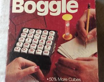 Parker Brothers Big Boggle Game