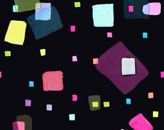 Cube-Digital pattern for digital designs, stationery and textiles. Pattern-Rapport