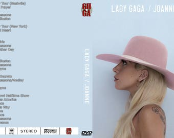 Lady Gaga Joanne Tour Complete DVD Live In Vancouver 8/1/2017