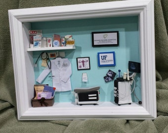 Ob Gyn Miniature Box