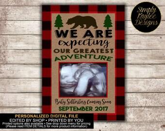 Greatest Adventure Pregnancy Announcement
