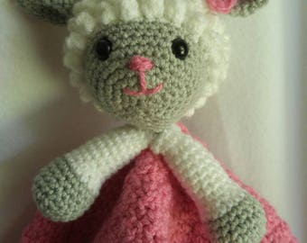 Little Lamb Lovey