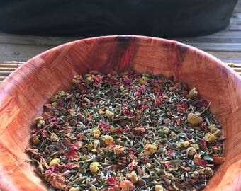 Peace Tea: 100% Organic Herbal Blend