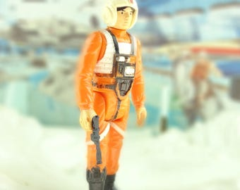Luke Skywalker X-Wing Pilot Action Figure Star Wars A New Hope