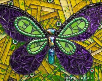 Papiyon Butterfly 11x14 - Matted Giclée Fine Art Print