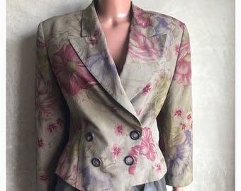 JIL SANDER silk jacket