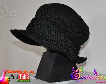 Hat or cloche? You choose
