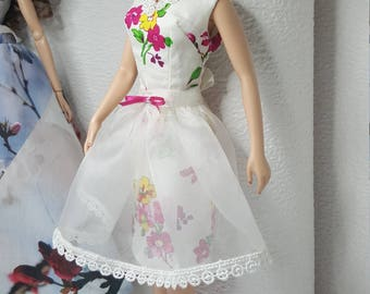 Posy Day for Silkstone Barbie and similar dolls