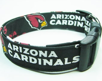 Arizon Cardinals Dog Collar