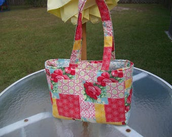 Pioneer Woman Style Tote Bag