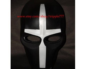 Army of two mask, Paintball airsoft mask, Halloween mask, Steampunk mask, Halloween costume & Cosplay mask, cross MA06 et