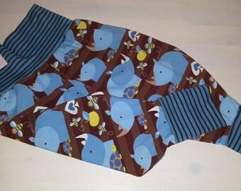 Harem trousers for children Gr. 86/92