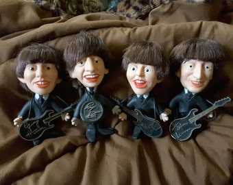 Beatles dolls, 1963