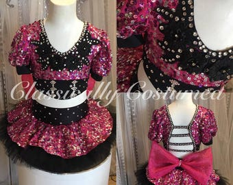 Dance Costume, Pageant Costume, Competition Dance costume
