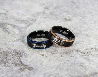 Beast ring Etsy