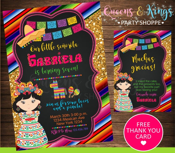 mexican themed party invitations opucuk kiessling co