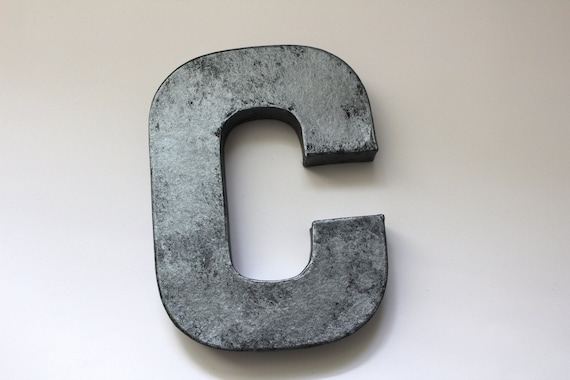Where Can I Buy Metal Letters Metal Letters Rusty Metal Letters Metal Industrial Letters