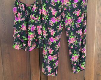 S / Betsey Johnson/ Pajamas / Small