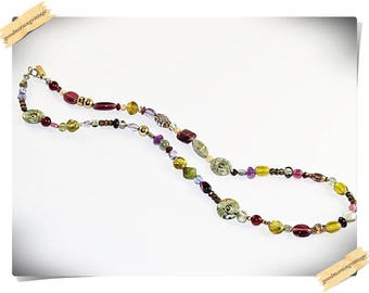 Lonnie Lovness Beaded Necklace