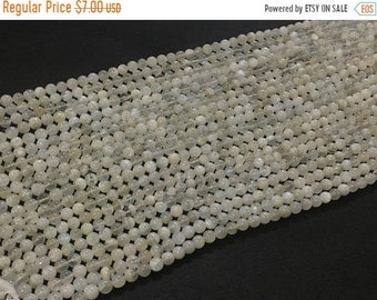 Exclusive Quality White Moonstone Smooth Polished Round Beads 6 - 6.50 mm approx , 15 inch strand