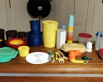 Vintage Tupperware Lot #4