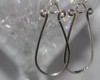 Argentium sterling silver Earrings