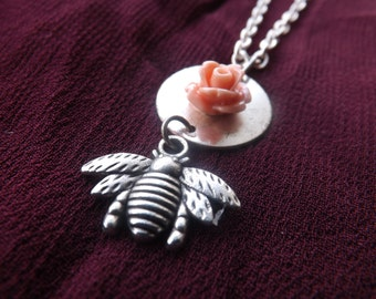 Cute charm necklace.
