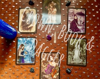 6 Card Oracle Love Reading
