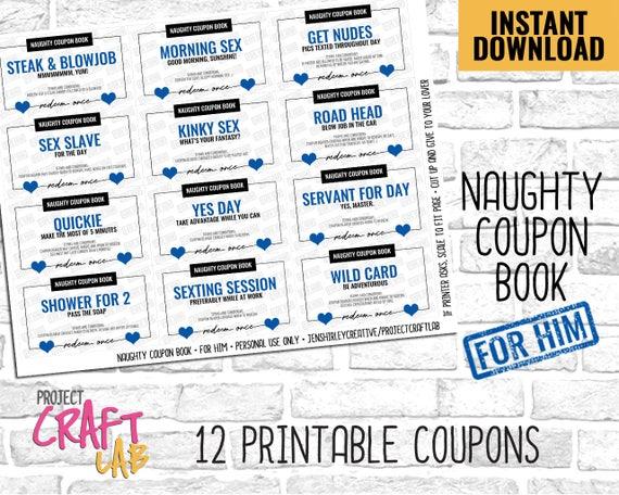 printable coupon book for boyfriend