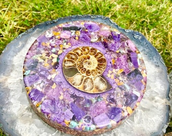 Powerful Orgone Charging Plate - FREE WORLDWIDE SHIPPING!
