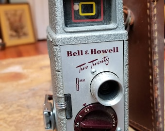Bell&Howell 8mm movie Camera