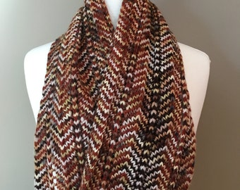 Feels Like Fall Scarf - PDF Pattern