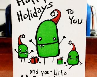 Monster Holidays the box set