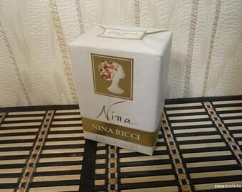 Nina Nina Ricci 7.5ml. Perfume Vintage Sealed
