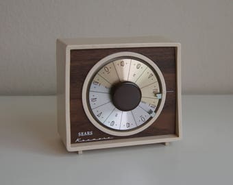 Vintage Sears Kenmore 24 hour Automatic Timer - Model 796.6445