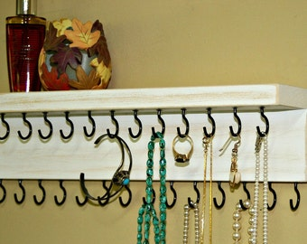 Necklace storage Etsy