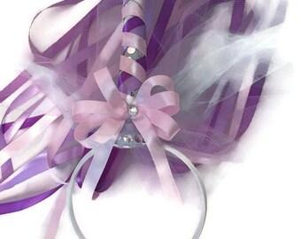 Sparkling Mystic Unicorn Princess Headband-Purple-Unicorn Headband-Princess-Unicorn-Halloween-Birthday