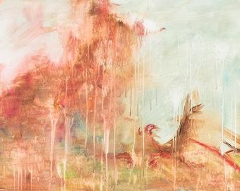 Art Print/ Abstract Art Print/ Modern Art Print/ Home Decor/ Colourful Art Print/ 'The Predator'/ FREE SHIPPING World Wide!