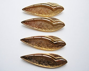 34 Vintage Gold toned Modern Brooches CS081. Regular price 39.99 75% off now 9.99. Close out.