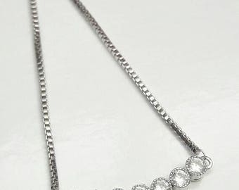 Bridal bracelet, pear drop bracelet, Crystal wedding bracelet, CZ charm adjustable bracelet, Crystal jewelry Bridal bridesmaids