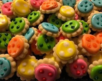 2 Dozen bites size cookies