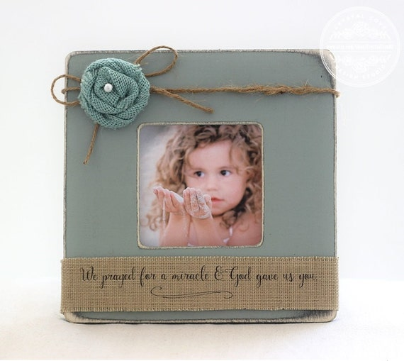 Pregnancy Announcement Personalized Picture Frame Ultrasound ...