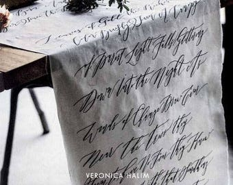 Calligraphy Styling by Veronica Halim - Japanese Craft Book