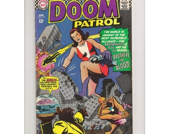 Doom Patrol  #112 - DC Comic Books, Comic Books and Collectibles.