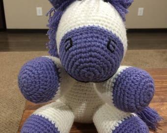 Purple Unicorn Stuffy