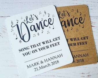Wedding Song List For Dj Template Request Etsy