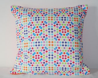 Diamond Mosaic PIllow